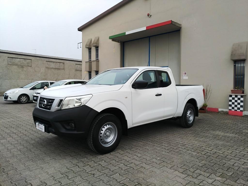 NISSAN NAVARA PICK-UP KING CAB 160cv 4WD